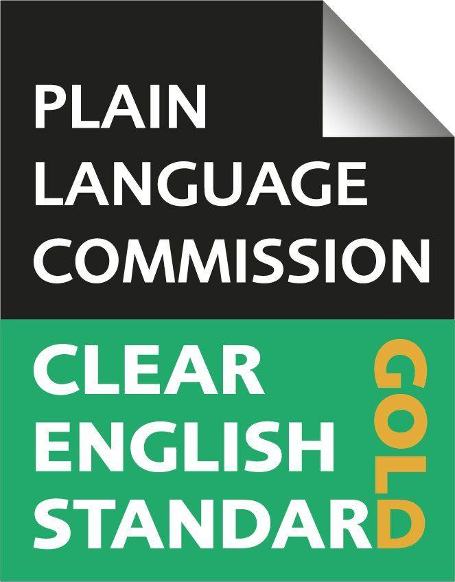 PLC Clear English Standard Gold