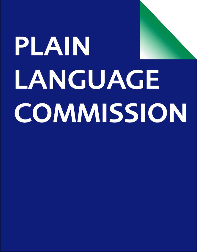 Plain Language Commission: Professional editing services in the UK