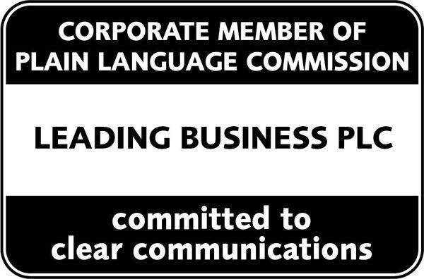 Corporate membership mark example